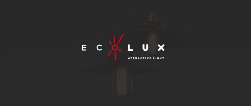 Разработка логотипа «Eco.Lux»