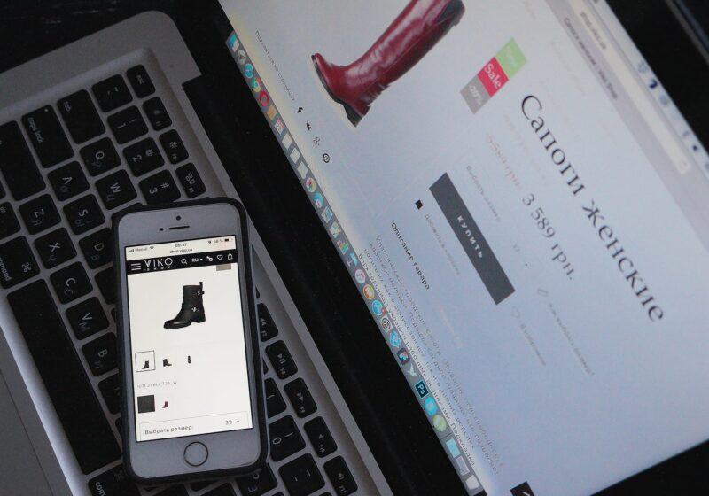 Разработка онлайн-магазина обувной фабрики Viko