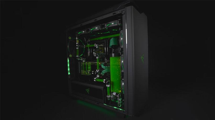 Зеленый vs Черный. Сочетается?