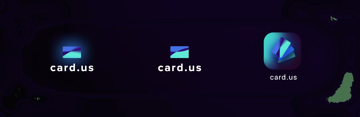 дизайн логотипа для приложения