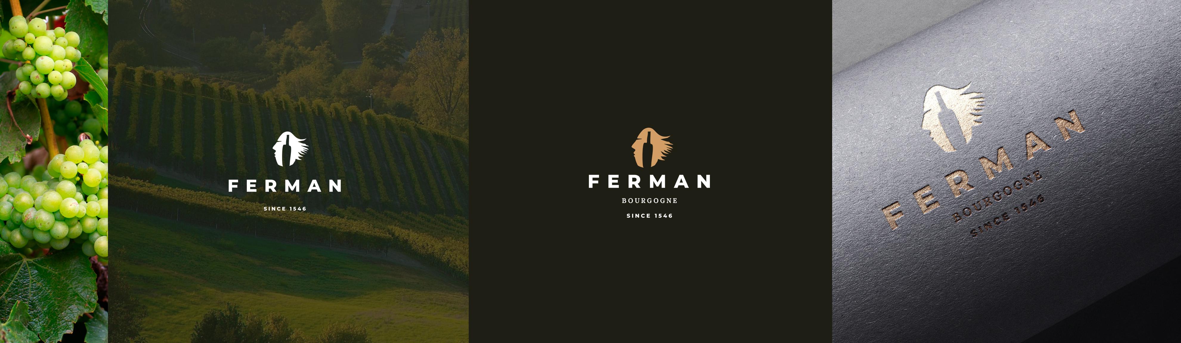 design logo winery company