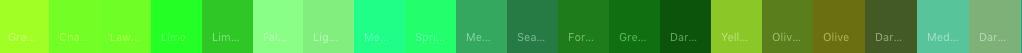 выбрать цвет для сайта