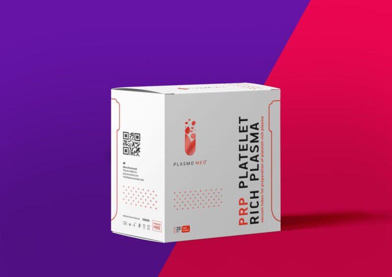 Разработка дизайна упаковки PasmoMed