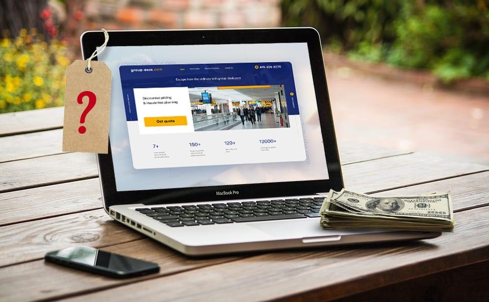 создание сайтов цены