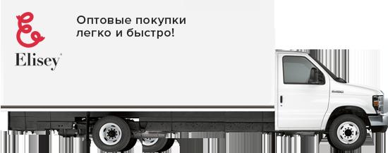 Elisey, Дизайн сайта с вертикальным меню
