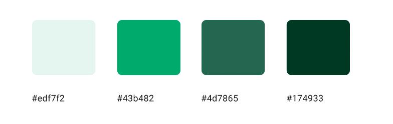 палитра цвета для сайта
