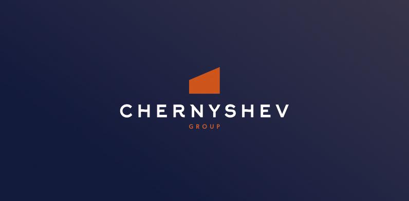 Логотип для строительной компании Chernishev Group